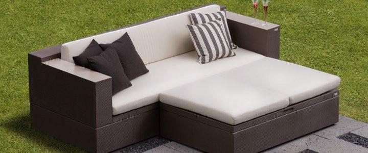 Cubic Sofa & Tisch