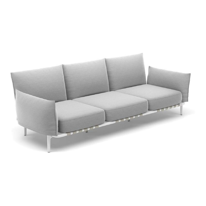 BREA • OUTDOOR Lounge-Sofa 3-Sitzer • 250cm • inkl.Polster • Dedon BREA • Lounge-Sofa 3-Sitzer 250cm inkl. Polster • Dedon 1 54386