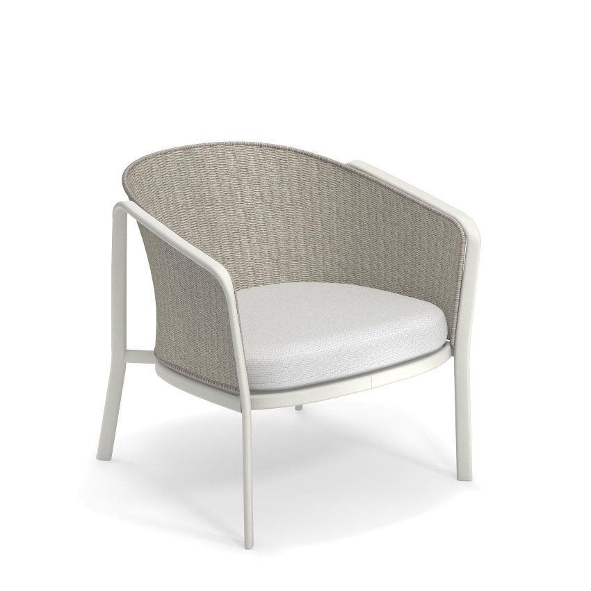 CAROUSEL • Loungesessel / Rückenlehne aus Polyesterfasern 1216 • div. Farben • EMU CAROUSEL • Loungesessel / Rückenlehne aus Polyesterfasern 1216 • div. Farben • EMU 1 71863