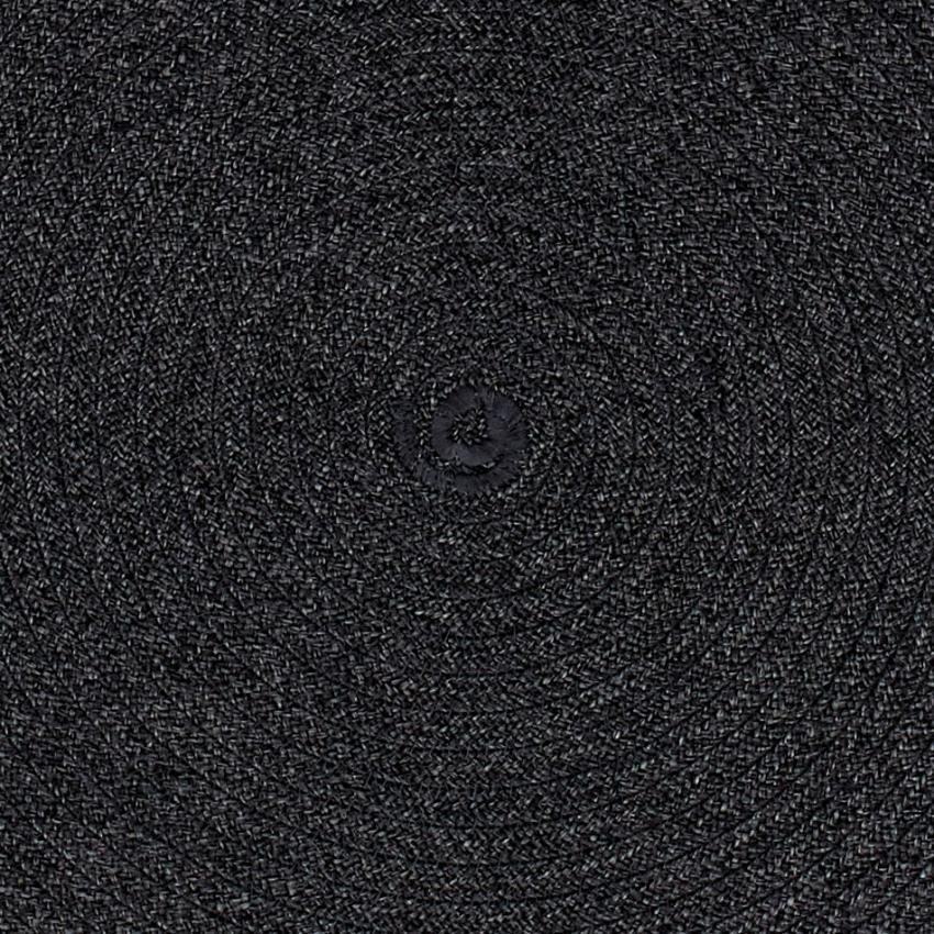CIRCLE • Outdoor Teppich • Ø140cm • Dunkelgrau • Cane-line CIRCLE • Outdoor Teppich • Ø140cm • Dunkelgrau • Cane-line 72867