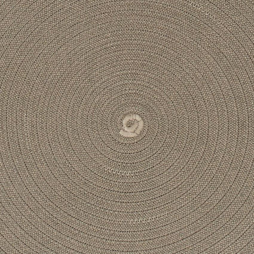 CIRCLE • Outdoor Teppich • Ø140cm • Taupe • Cane-line CIRCLE • Outdoor Teppich • Ø140cm • Taupe • Cane-line 72869