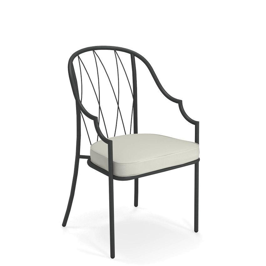 COMO • Gartenstuhl mit hoher Rückenlehne • EMU COMO • Gartenstuhl mit hoher Rückenlehne • EMU 1 72048