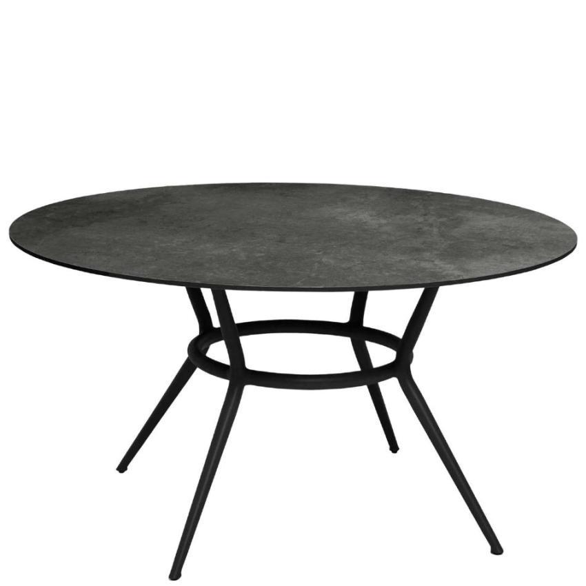 JOY • Gartentisch • Ø140cm • HPL-Tischplatte • Cane-line JOY • Gartentisch • Ø140cm • HPL-Tischplatte • Cane-line 73068
