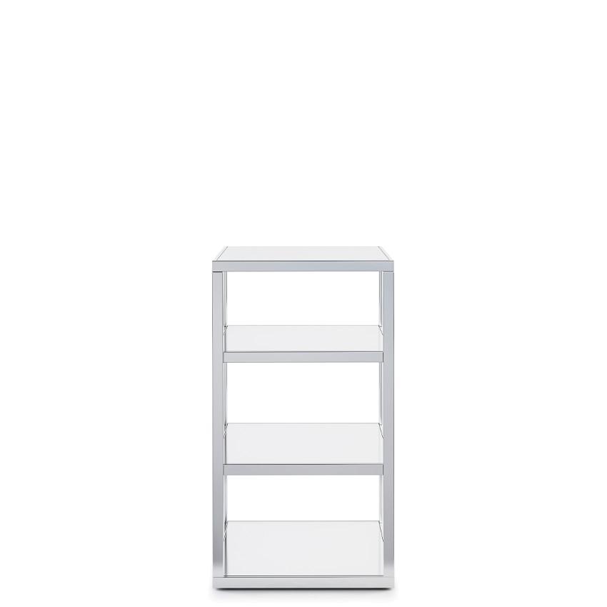 Open Kitchen Sideboard 50 • 50x50x90cm • Edelstahl gebürstet • RÖSHULTS Open Kitchen Sideboard 50 Edelstahl gebürstet 64461