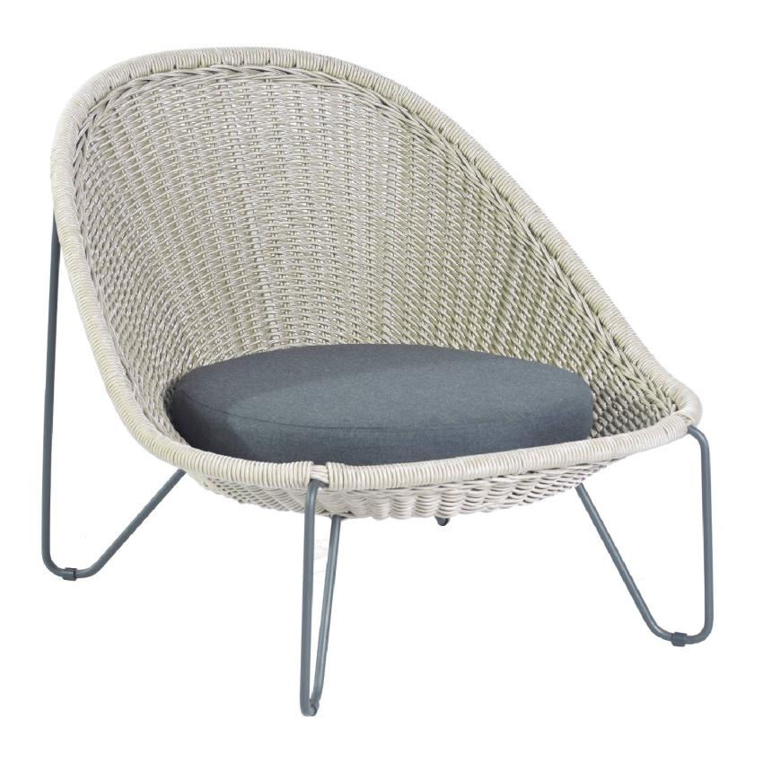 PASTURO • Outdoor Loungesessel / Loungechair • Sand • BOREK PASTURO • Lounger sand • BOREK 50567