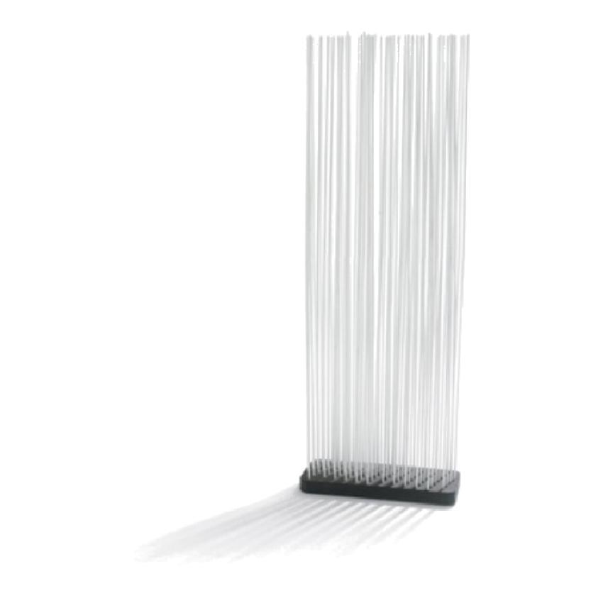 STICKS • Sichtschutz / Paravent • Basis 60x30cm • inkl.Glasfaserstäbe 180cm in div.Farben • EXTREMIS STICKS • Sichtschutz / Paravent • Basis 60x30cm • inkl.Glasfaserstäbe 180cm in div.Farben • EXTREMIS 40551