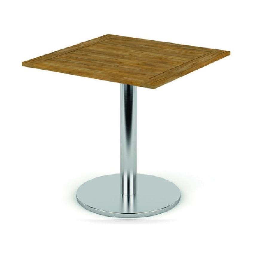 Bistrotisch 80x80.Swing Tisch Bistrotisch 80x80 Cm Gestell Div