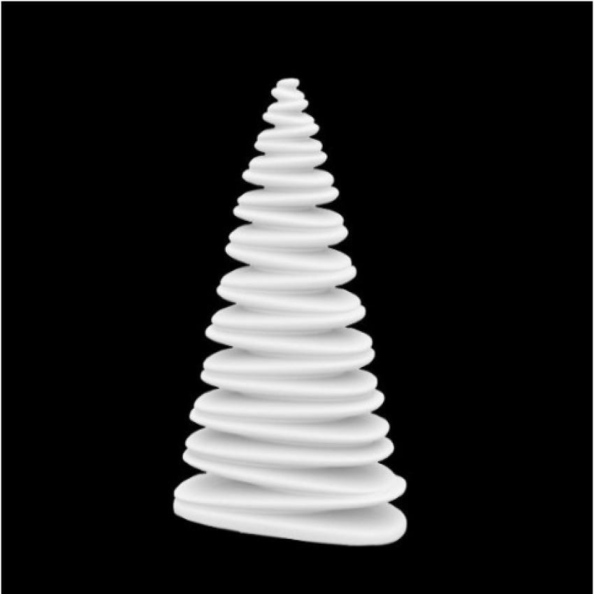vondom chrismy weihnachtsbaum leuchte 200cm beleuchtet. Black Bedroom Furniture Sets. Home Design Ideas