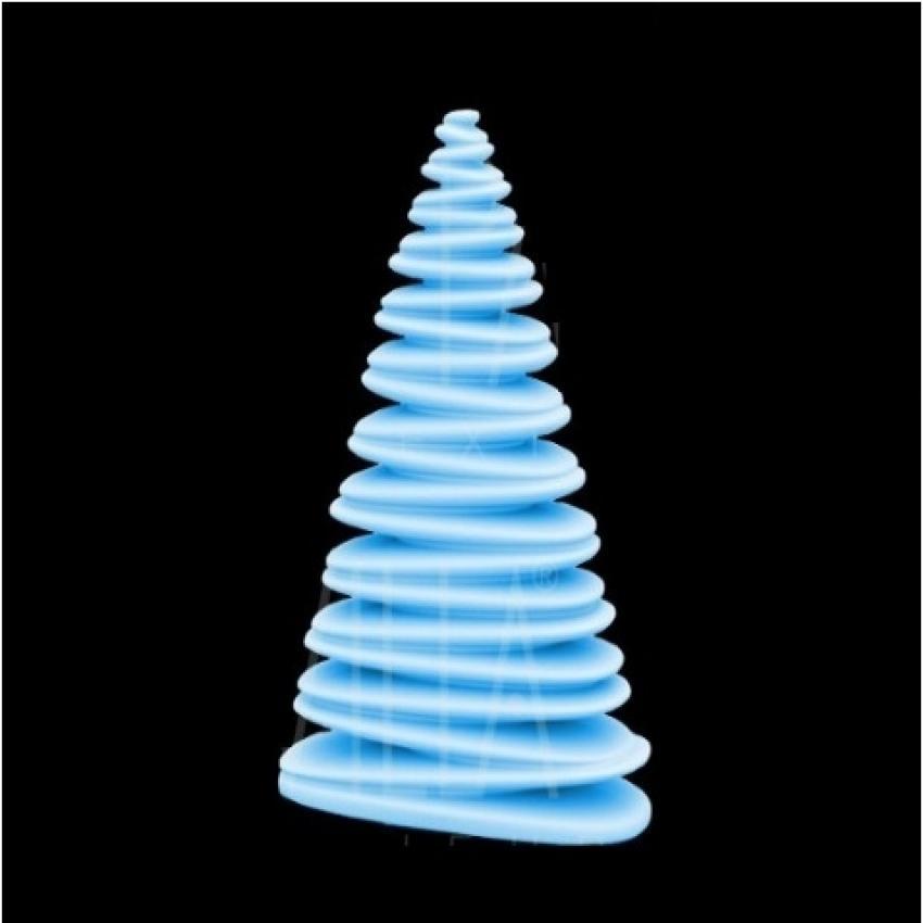 VONDOM • CHRISMY • Weihnachtsbaum-Leuchte 150cm • beleuchtet RGB LED • diverse Ausführungen VONDOM CHRISMY • Weihnachtsbaum-Leuchte 150cm • beleuchtet RGB LED 80868