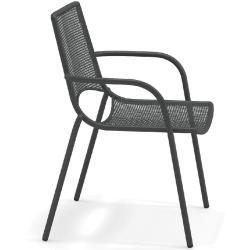ALA • Gartenstuhl mit Armlehnen / Stapelstuhl • 4er-Set • div.Farben • EMU