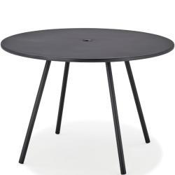 AREA • Gartentisch • 110cm • Farbe Lavagrau • Cane-line