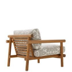 AYANA • Outdoor Loungesessel / Loungechair • inkl.Sitz-/Rueckenpolster • B&B Italia