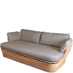 BASKET • Outdoor 2-Sitzer-Sofa • Natur • Cane-line
