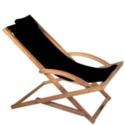 BEACHER • Liegestuhl / Deckchair • Bespannung aus ACRYLSTOFF • div.Farben • ROYAL BOTANIA
