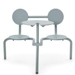 BISTROO • Bistro-Möbel-Garnitur • Verdigris • EXTREMIS
