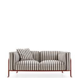 BOREA • 2-Sitzer-Sofa • inkl.Polster • div.Farben • B&B Italia Outdoor