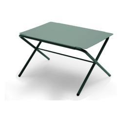 BOW TABLE • Klapptisch / Beistelltisch • Höhe 29,5cm • hunter green • SKAGERAK