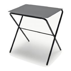 BOW TABLE • Klapptisch / Beistelltisch • Höhe 51cm • anthrazit • SKAGERAK