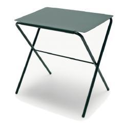 BOW TABLE • Klapptisch / Beistelltisch • Höhe 51cm • hunter green • SKAGERAK