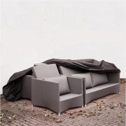 CANE-LINE Husse / Schutzhülle für 3-Sitzer Sofa+Savannah 231x88cm