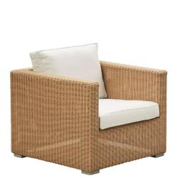 CHESTER • Outdoor Loungesessel / Loungechair Gestell • exkl.Polster-Set • Natur • Cane-line