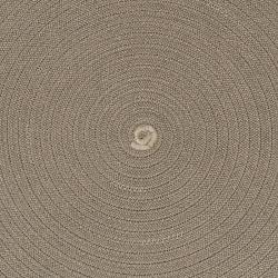 CIRCLE • Outdoor Teppich • Ø140cm • Taupe • Cane-line