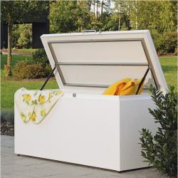 CUBIC • Kissentruhe / Aufbewahrungstruhe 195x90x105cm • zwei Oberflächenstrukturen • div.Farben