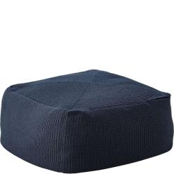DIVINE • Hocker / Sitzsack • Midnight Blue • Cane-line