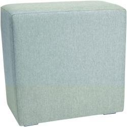 DOMINO Loungemodul Rückenlehne • Anbauelement • Outdoorstoff grau • STERN
