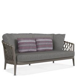 ERICA • Outdoor 2-Sitzer-Sofa • Inkl.Polster • div.Farben • B&B Italia