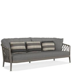 ERICA • Outdoor 3-Sitzer-Sofa •Inkl. Sitzpolster • div.Farben • B&B Italia