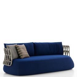 FAT • Outdoor 3-Sitzer Sofa 232cm • div.Farbkombinationen • B&B Italia