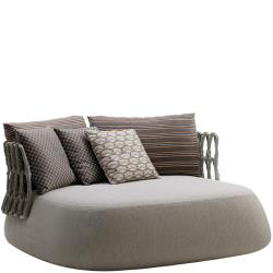 FAT • Outdoor Sofa / Liegeinsel • div.Farbkombinationen • B&B Italia