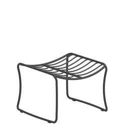 FOLIA • Fusshocker • Aluminium • div.Farben • ROYAL BOTANIA