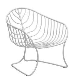 FOLIA • Loungesessel / Loungechair • Aluminium • div.Farben • ROYAL BOTANIA