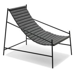 HANG CHAIR • Stahlrahmen Anthrazit • Barriere® Panama • SKAGERAK