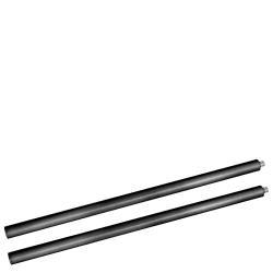 HEATSTRIP DESIGN • Zubehör Deckenabhängung in Schwarz • 60cm