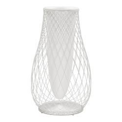 HEAVEN • Vase 103xØ60cm • Weiß • EMU