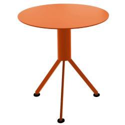 HUSK OUTDOOR • Beistelltisch Ø45cm • Orange • B&B Italia