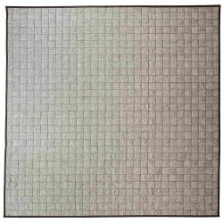 I-AM • Outdoor Teppich 300x300cm • Braun / Weiß • cane-line