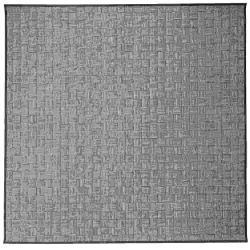 I-AM • Outdoor Teppich 300x300cm • Grau / Türkis • cane-line