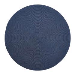 INFINITY • Outdoor Teppich Ø140cm • Blau • cane-line
