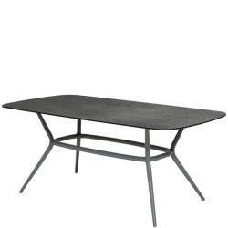 JOY • Gartentisch • 180×90cm • HPL-Tischplatte • Cane-line