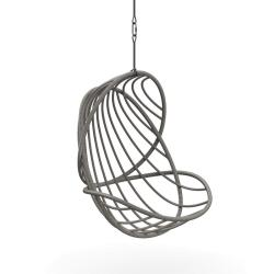 KIDA • Outdoor Hanging Loungechair / Loungesessel • Dusk Touch • exkl.Polster • DEDON