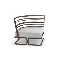 MARCEL • Lounge Eck-Element • inkl.Sitz-/Rückenpolster • div.Farben • EMU