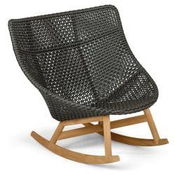 MBRACE • Outdoor Schaukelstuhl / Rocking Chair • Arabica • DEDON