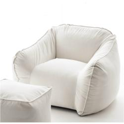 MOON • gepolsterter Sessel • diverse Bezüge wählbar • FAST