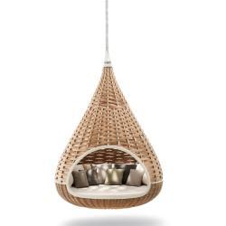 NESTREST • Hanging Lounger • Natural • DEDON