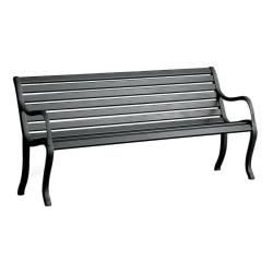 OASI • 3-Sitzer Gartenbank • diverse Farben • FAST