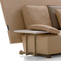 OH, IT RAINS! • Zubehör Tisch / Ansatztisch für Sessel oder Sofa • B&B Italia